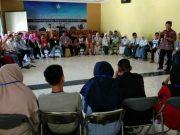 Peserta sedang mendapat orientasi dari panitia Laseda 16 dari BPNB Banda Aceh. (Foto/Munawardi)
