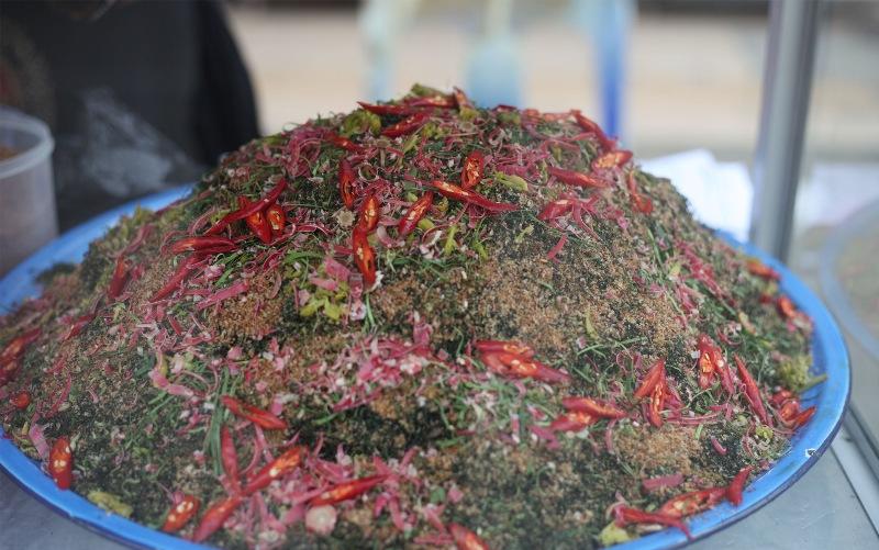 Sambai Oen Peugagah Kuliner Aceh Untuk Orang Tua Waspada Aceh