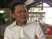 Andi Sinulingga, Ketua DPP Golkar yang duduk di Badan Pemenangan Pemilu (Bapilu) Sumatera I, Aceh – Sumatera Utara. (Foto/Aldin NL)
