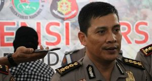 Kabid Humas Polda Aceh Kombes Pol Misbahul Munauwar. (Foto/tribratanewsaceh.com)