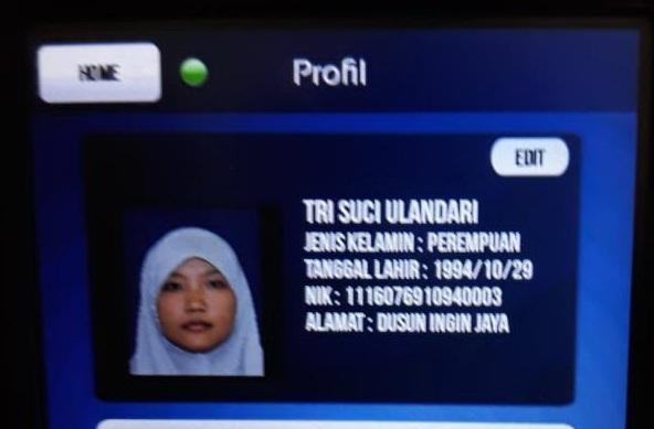 Tri Suci Wulandari,23, mahasiswi asal Aceh Tamiang, turut menjadi korban tenggelamnya kapal KM Sinar Bangun di Danau Toba. (Foto/Ist)