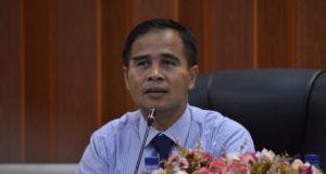 Kepala Kantor Perwakilan Bank Indonesia Lhokseumawe, Yufrizal. (Foto/M.Agam Khalilullah)