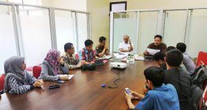 Tim Korsup KPK bekerjasama dengan Kejati Aceh menangani kasus korupsi di Aceh. (Foto/gitorolies)