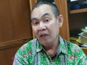 Ketua Komite Pemilihan (KKP) kongres Asprov PSSI Aceh, Nuzuli MS . (Foto/Aldin NL)