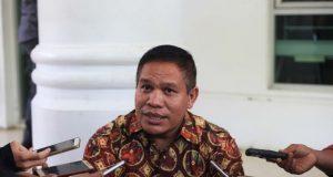 Kepala Dinas Pemuda dan Olahraga (Dispora) Aceh, Darmansyah. Dia tetap yakin even internasional itu akan berjalan meski pun Gubernur Aceh tersangkut masalah dengan KPK. (Foto/dani randi)