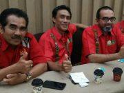 Saksi pemilihan bidding tuan rumah PORA 2022 diabadikan di arena RAT di Grand Nangroe Hotel, Banda Aceh, Minggu 22/7/2018). (Foto/ Ist)
