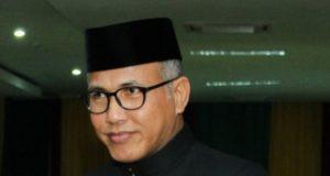 Plt.Gubernur Aceh, Nova Iriansyah, Rabu hari ini (15/8/2018), rencananya diperiksa KPK sebagai saksi. (Foto/Ist)