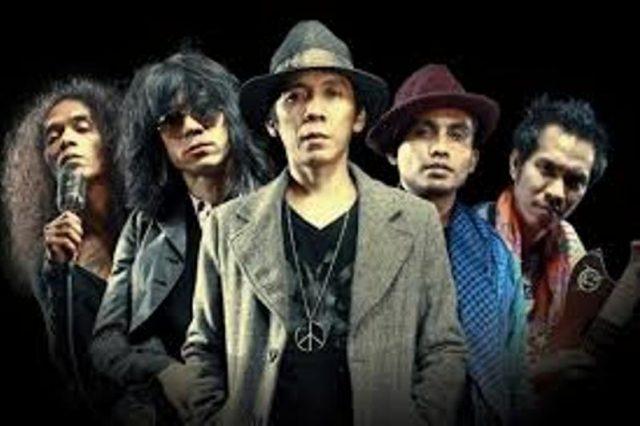 Grup band Slank, tidak mendapat izin manggung di Sigli, Pidie. (Foto/lagubaruku.com)