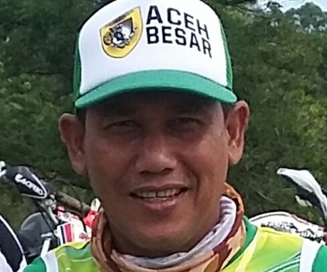 Wakil Ketua Pemusatan Latihan Daerah (Pelatda) PORA XIII Kontingen Aceh Besar, Ridwan Jamil. (Foto/Ist)