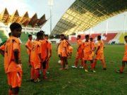 Tim sepakbola pelajar Aceh sukses maju ke-final Pekan Olahraga Pelajar Wilayah (Popwil) Sumatera XIV Wilayah I - Aceh. (Foto/Ist)