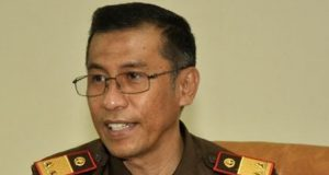 Kepala Kejaksaan Tinggi (Kajati) Aceh, Chaerul Amir. (Foto/Ist)