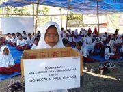 Anak-anak di Lombok Utara galang dana untuk korban gempa Palu, Donggala dan Sigi (Foto:/Tuan Guru Bajang Zainul Majdi)