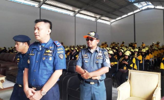 Sedikitnya 677 peserta mengikuti diklat pemberdayaan masyarakat keterampilan melaut, 4-8 November 2018 di Tapaktuan. (Foto/Faisal)