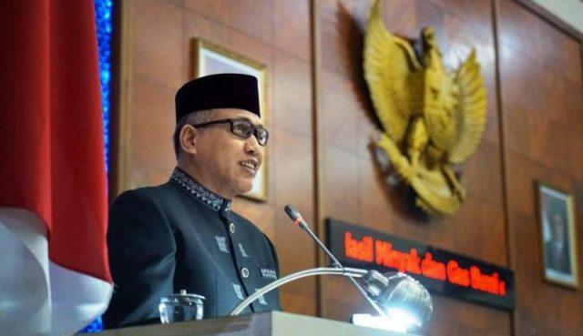 Plt Gubernur Aceh, Nova Iriansyah. (Foto/Ist)