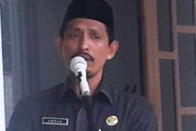 Wakil Bupati Aceh Selatan, Tgk Amran. (Foto/Ist)