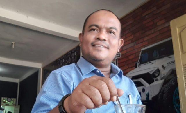 Ketua Lembaga Swadaya Masyarakat (LSM) Forum Pemantau dan Kajian Kebijakan (Formak) Aceh Selatan, Ali Zamzami. (Foto/Faisal)