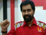 Muzakir Manaf, calon tunggal Ketum KONI Aceh periode 2018-2022. (Foto/Aldin Nl)