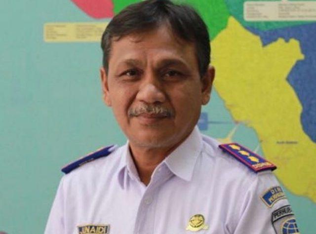 Kepala Dinas Perhubungan Aceh, Junaidi Ali. (Foto/Ajnn)
