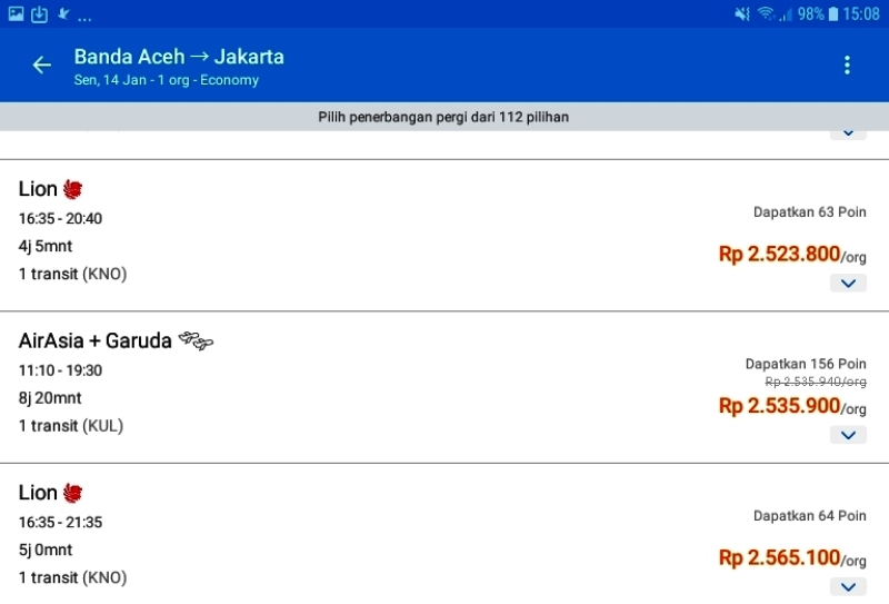 Harga Tiket Pesawat Selangit Warga Aceh Gunakan Paspor Ke Jakarta Waspada Aceh