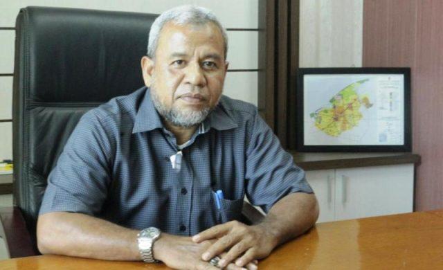 Sekretaris Dinas Pekerjaan Umum dan Penataan Ruang (PUPR) Kota Banda Aceh, Ramos Kam, ST,MP. (Foto/Ist)