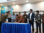 Plt Kepala BPKS, Ir.Razuardi, di Direktorat Jenderal Kekayaan Negara (DJKN) Aceh dalam rangka Pencanangan Pembangunan Zona Integritas Menuju Wilayah Bebas Korupsi (WBK) dalam rangka mewujudkan Wilayah Birokrasi Bersih Melayani (WBBM). (Foto/Ist)