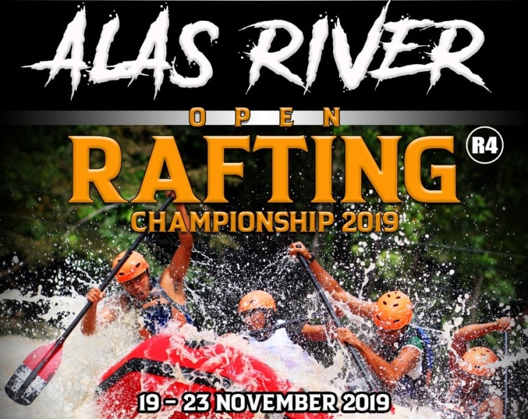 3 Tim Manca Negara Dipastikan Ikut Arung Jeram Alas River Open Internasional 2019 Waspada Aceh