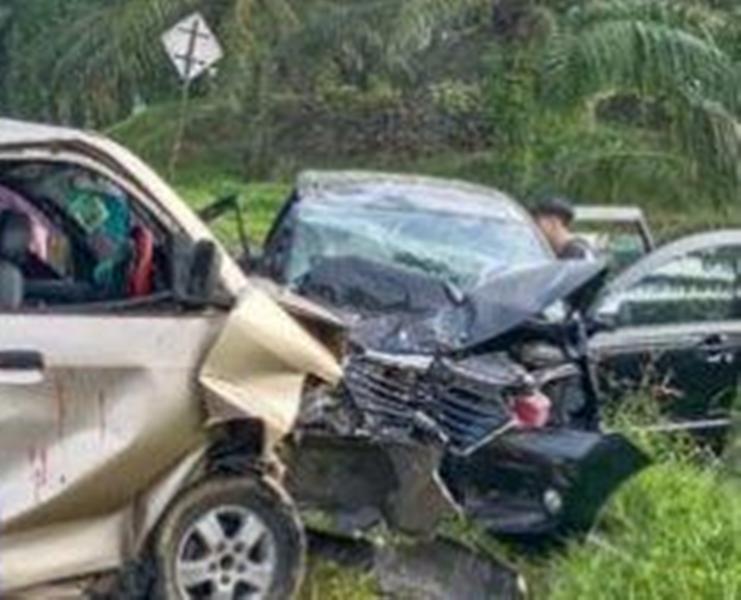 Lagi Tabrakan Di Tebingtinggi 11 Korban Dilarikan Ke Rs Waspada Aceh