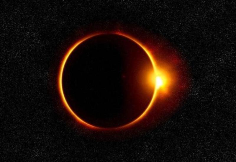 Besok Gerhana Matahari Cincin Akan Terlihat Di Sumut Dan