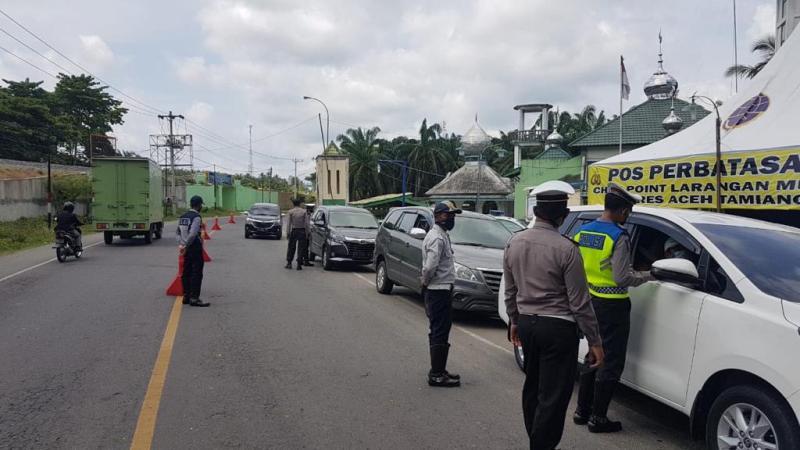 Organda Dukung Kebijakan Penutupan Perbatasan Aceh Sumut Tapi Berharap Ada Insentif Dari Pemerintah Waspada Aceh