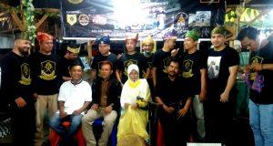 """Acara pengenalan Budaya Khas Labuhan Batu Selatan """"Dendang Melayu Serumpun"""" yang digelar baru-baru ini. (Foto/Ist)"""