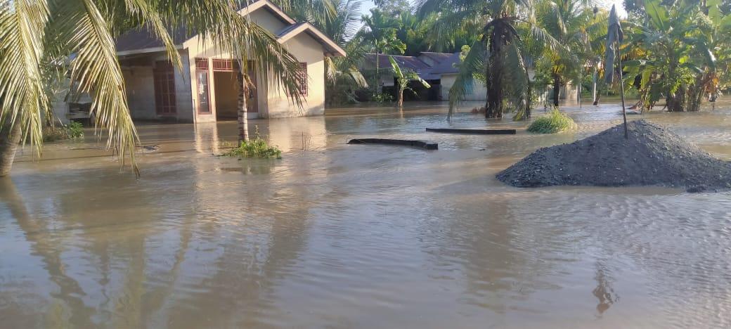 Banjir Kiriman Terjang Tripa Makmur Nagan Raya thumbnail
