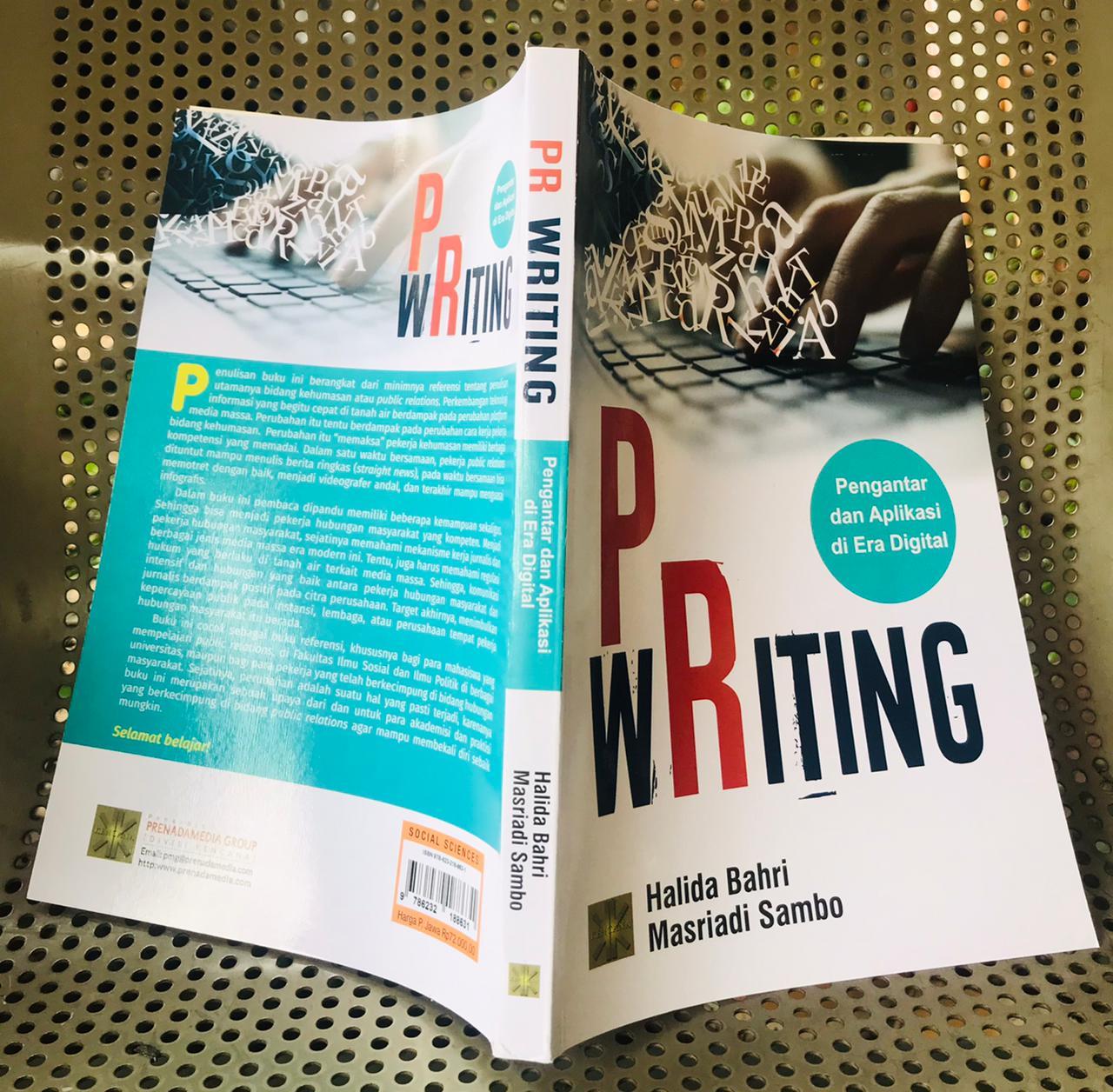 Alumni Unimal Aceh Utara Terbitkan Buku PR Writing thumbnail