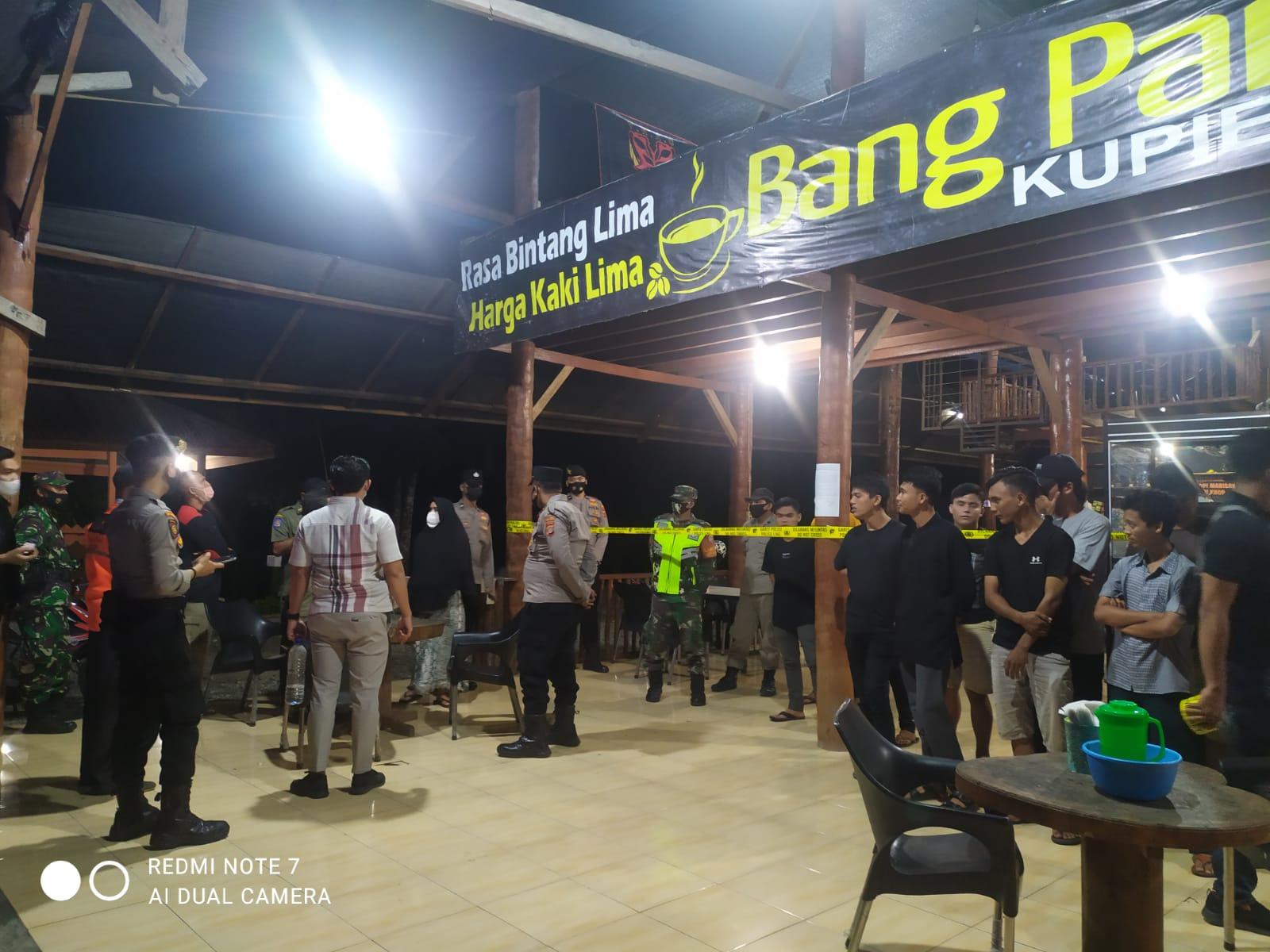 Sebelumnya Level 4 Banda Aceh Masuk Wilayah Ppkm Level 3 Berlaku Mulai Hari Ini Waspada Aceh